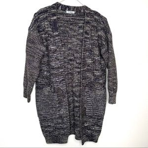 Baciano | Open Front | Knit Cardigan with Pockets